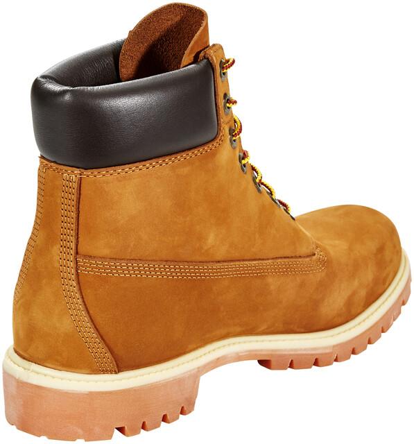 Timberland Premium Boots 6 Herren medium orange nubuck
